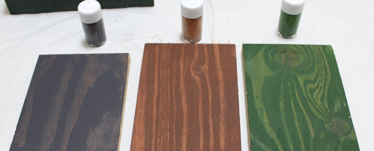 黒板塗料の本番テスト 1