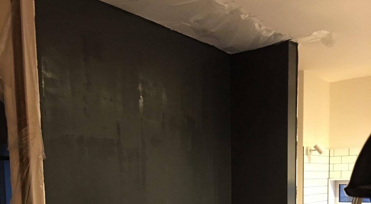 【DIY】黒板塗装 その3 – 仕上げ