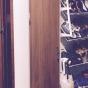 【収納】玄関横の小さなエントランスクローク