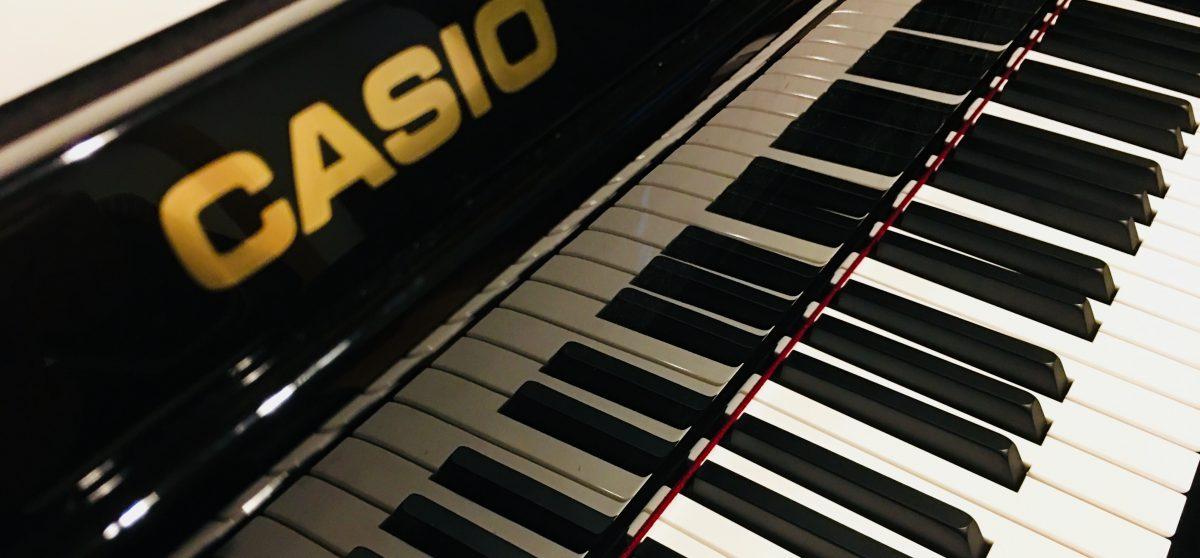 【レビュー】ハイブリッドピアノ「CASIO CELVIANO Grand Hybrid GP-500bp」を買ってみた